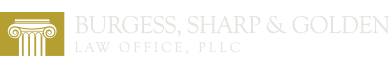 Burgess, Sharp & Golden Law Office, PLLC logo